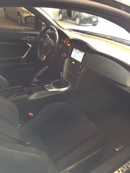 2016 Scion FR-S 2dr Coupe 6M - Modesto CA