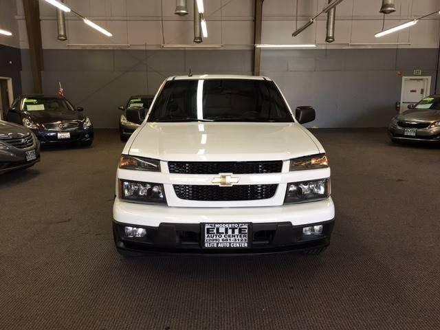 2012 Chevrolet Colorado 4x2 Work Truck 2dr Regular Cab - Modesto CA