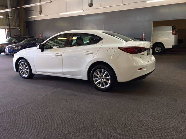 2016 Mazda MAZDA3 i Sport 4dr Sedan 6A - Modesto CA