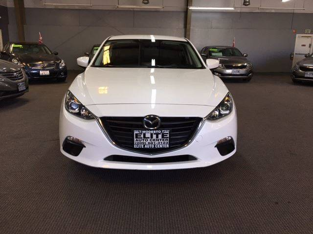 2015 Mazda MAZDA3 i Sport 4dr Sedan 6A - Modesto CA