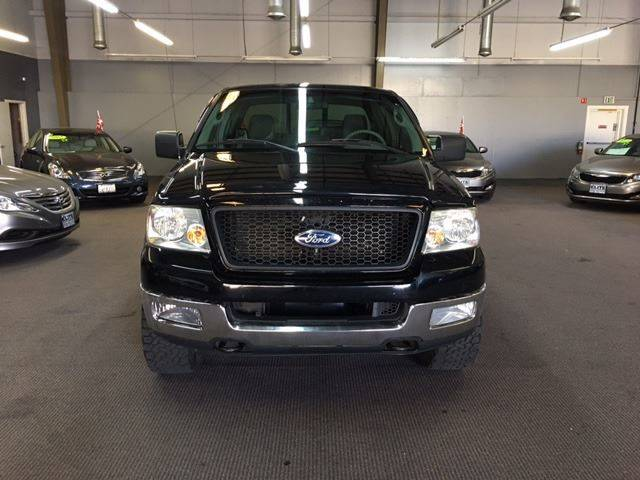 2004 Ford F-150 4dr SuperCab XL 4WD Styleside 6.5 ft. SB - Modesto CA