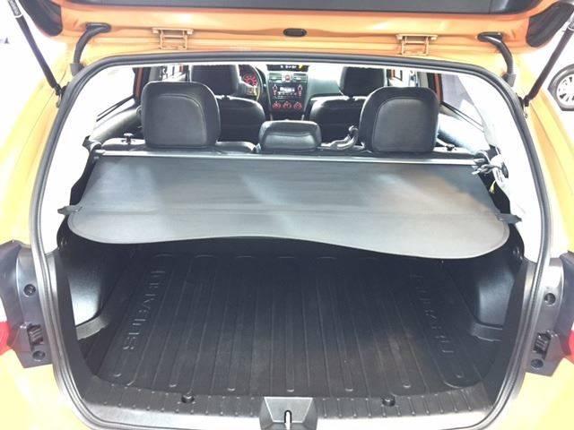 2013 Subaru XV Crosstrek AWD 2.0i Premium 4dr Crossover CVT - Modesto CA