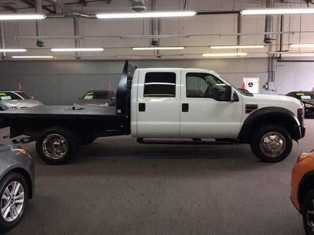 2008 Ford F-450 Super Duty  - Modesto CA