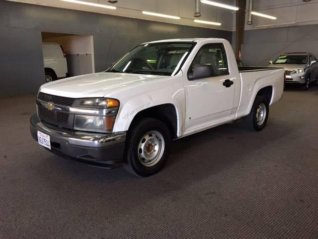 2006 Chevrolet Colorado Work Truck 2dr Regular Cab SB - Modesto CA