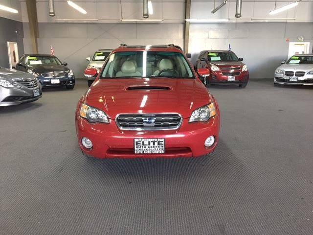 2005 Subaru Outback AWD 2.5 XT Limited 4dr Turbo Wagon - Modesto CA