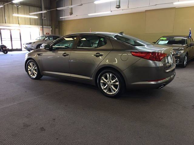 2013 Kia Optima LX 4dr Sedan - Modesto CA