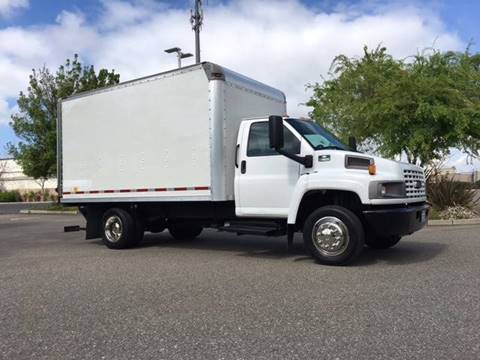 2006 Chevrolet C4500 for sale in Modesto, CA