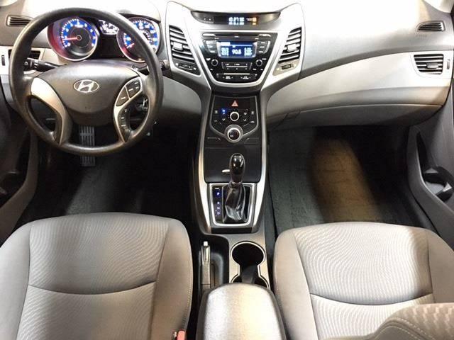 2014 Hyundai Elantra SE 4dr Sedan - Modesto CA