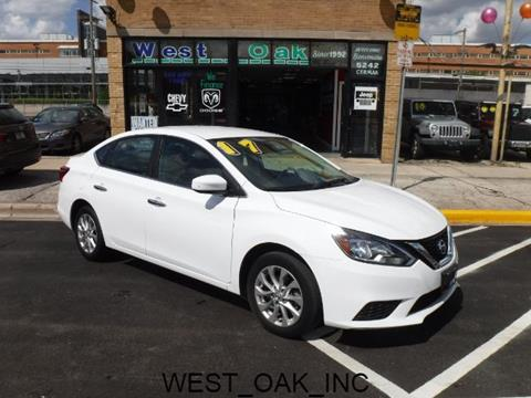 2017 Nissan Sentra for sale in Chicago, IL