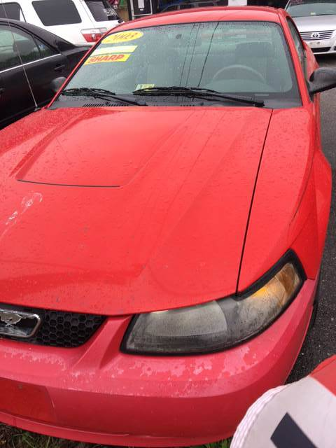 2003 Ford Mustang 2dr Coupe - Hopewell VA