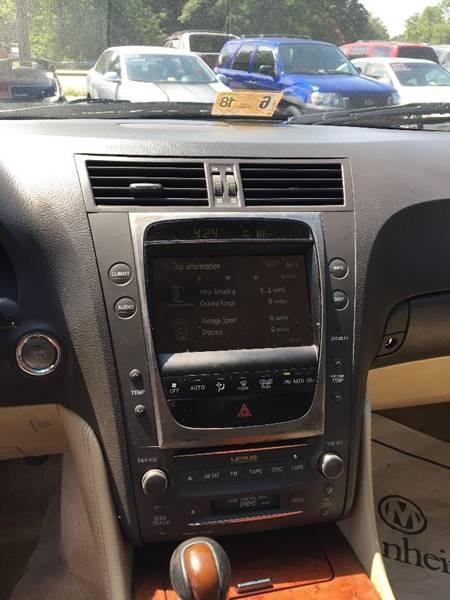 2007 Lexus GS 350 AWD 4dr Sedan - Hopewell VA