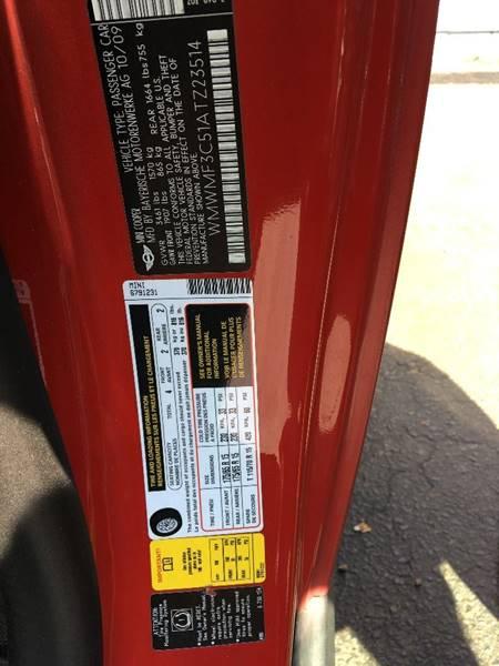 2010 MINI Cooper 2dr Hatchback - Hopewell VA