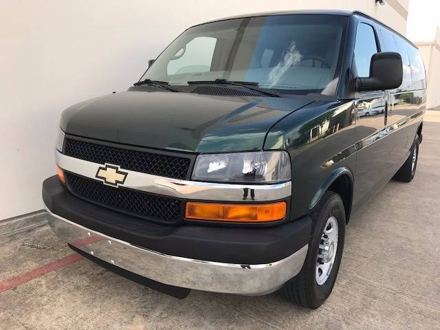 2011 Chevrolet Express Passenger for sale at CARS ICON INC in Houston TX