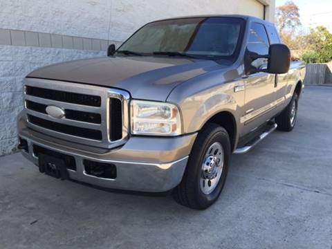 2007 Ford F-250 Super Duty for sale at CARS ICON INC in Houston TX