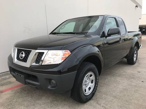 2015 Nissan Frontier for sale at CARS ICON INC in Rosenberg TX