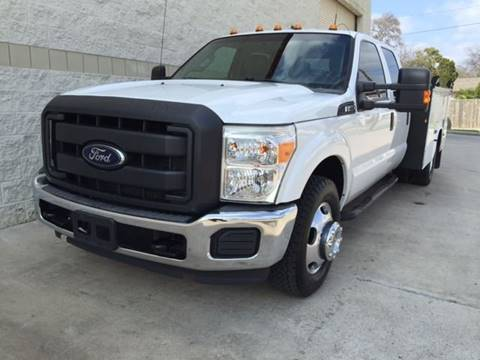 2012 Ford F-350 Super Duty for sale at CARS ICON INC in Houston TX