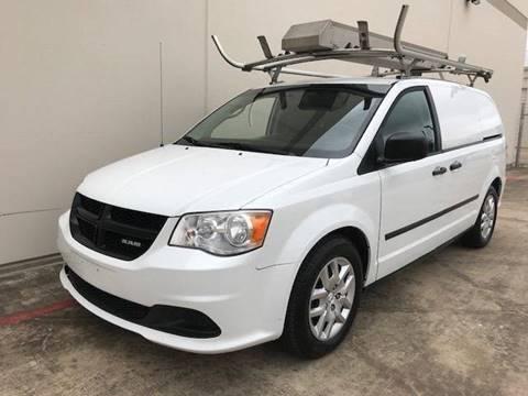 2014 RAM C/V for sale at CARS ICON INC in Rosenberg TX