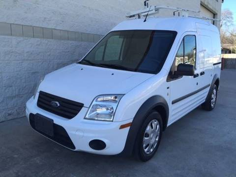 2012 Ford Transit Connect for sale at CARS ICON INC in Rosenberg TX