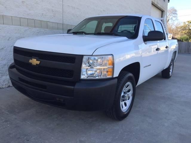 2013 Chevrolet Silverado 1500 for sale at CARS ICON INC in Rosenberg TX