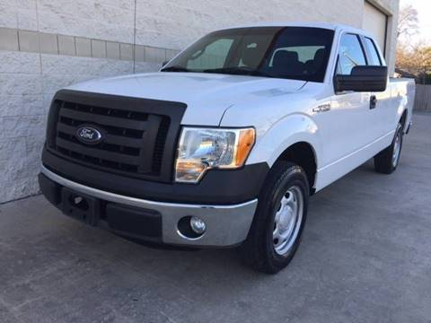 2011 Ford F-150 for sale at CARS ICON INC in Houston TX