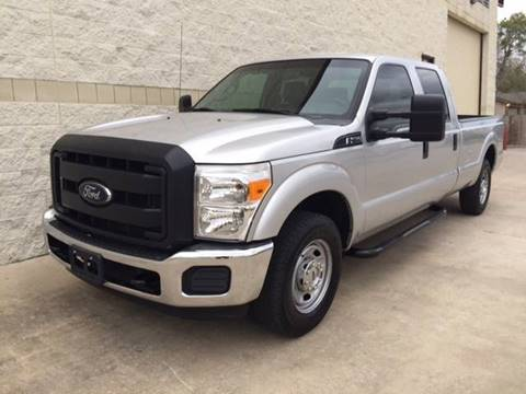 2012 Ford F-250 Super Duty for sale at CARS ICON INC in Houston TX