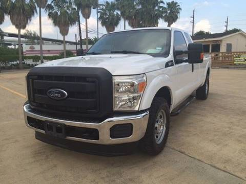 2013 Ford F-250 Super Duty for sale at CARS ICON INC in Houston TX
