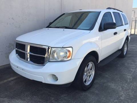 2009 Dodge Durango for sale at CARS ICON INC in Rosenberg TX