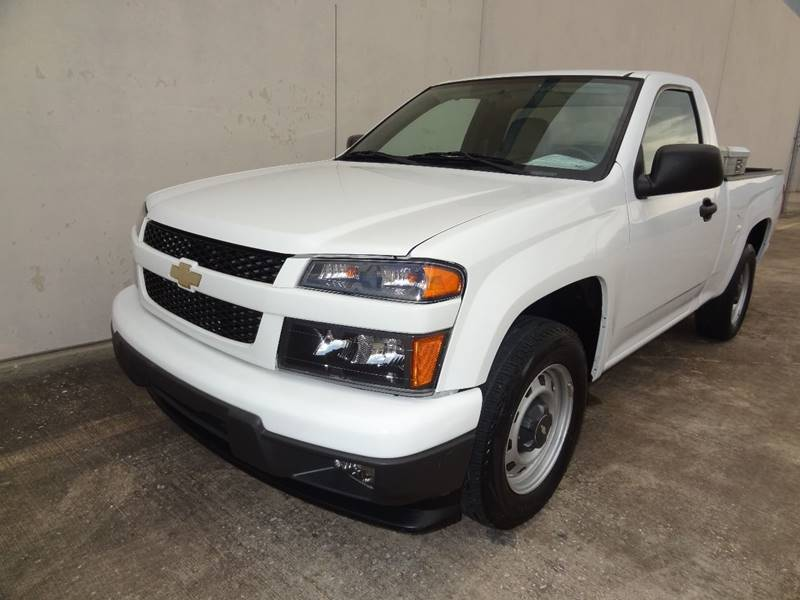 2010 Chevrolet Colorado for sale at CARS ICON INC in Houston TX