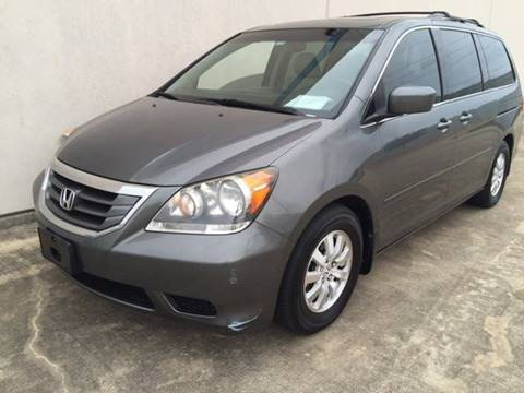2008 Honda Odyssey for sale at CARS ICON INC in Rosenberg TX