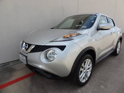 2015 Nissan JUKE for sale at CARS ICON INC in Rosenberg TX