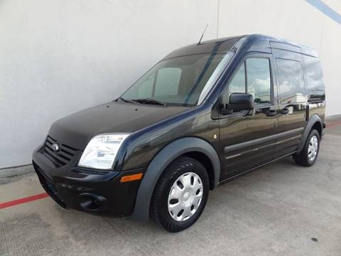 2011 Ford Transit Connect for sale at CARS ICON INC in Rosenberg TX