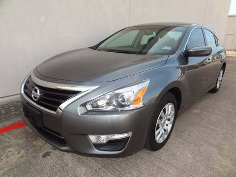 2015 Nissan Altima for sale at CARS ICON INC in Houston TX