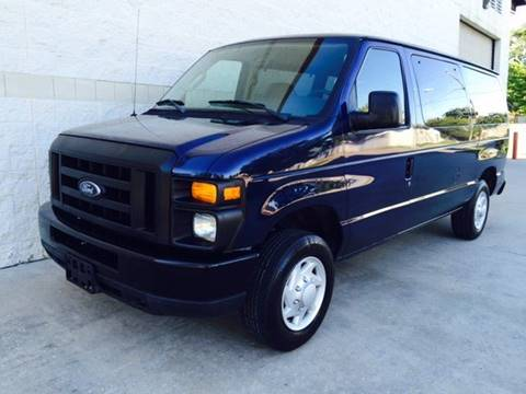 2008 Ford E-Series Cargo for sale at CARS ICON INC in Rosenberg TX