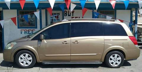 2004 Nissan Quest for sale in Fort Worth TX