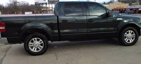2004 Ford F-150 for sale in Fort Worth, TX