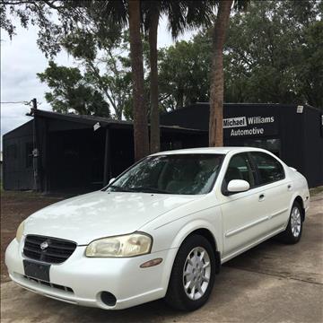 2000 Nissan Maxima for sale in Sanford, FL
