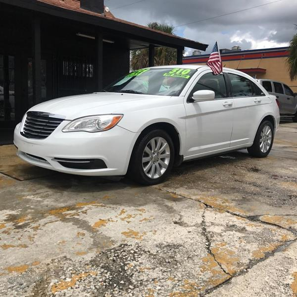 2012 Chrysler 200 Touring 4dr Sedan - Sanford FL