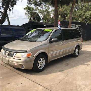 1998 Pontiac Trans Sport for sale in Sanford, FL