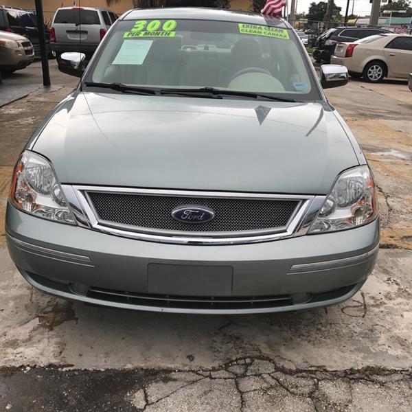 2007 Ford Five Hundred Limited 4dr Sedan - Sanford FL