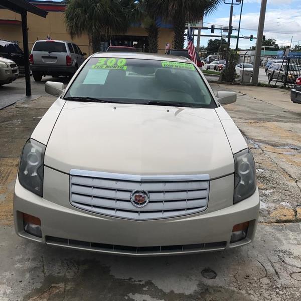 2007 Cadillac CTS 4dr Sedan (3.6L V6) - Sanford FL