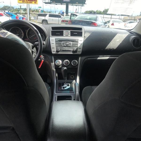 2010 Mazda MAZDA6 i Sport 4dr Sedan 5A - Sanford FL