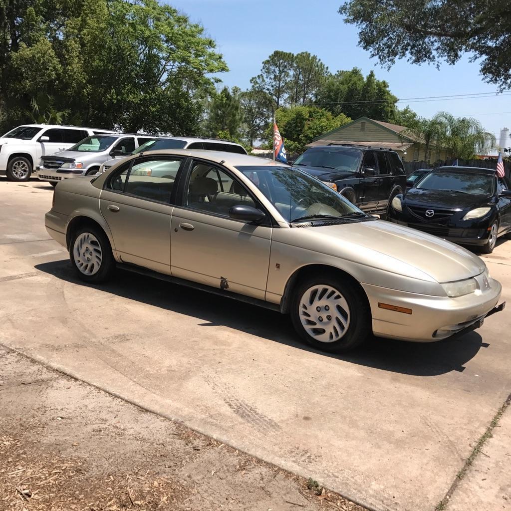 1999 Saturn S-Series SL2 4dr Sedan - Sanford FL