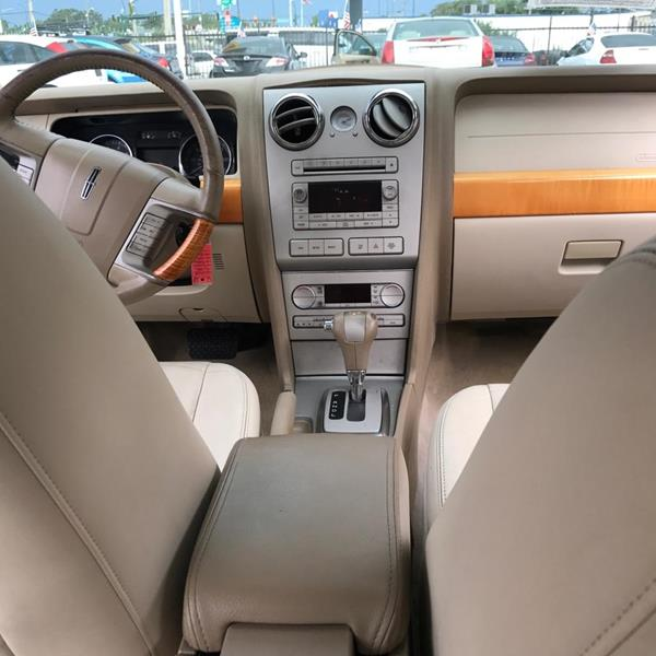 2006 Lincoln Zephyr 4dr Sedan - Sanford FL