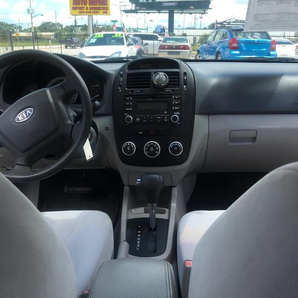 2007 Kia Spectra EX 4dr Sedan (2L I4 4A) - Sanford FL