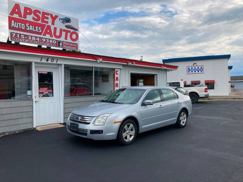 2006 Ford Fusion I4 SE 4dr Sedan - Marshfield WI