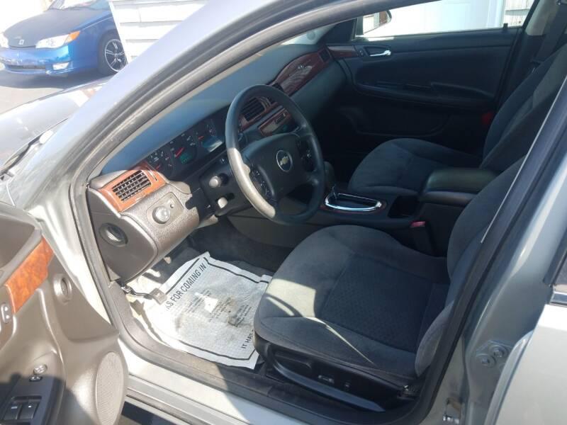 2007 Chevrolet Impala LS 4dr Sedan - Marshfield WI