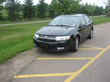 2003 Saturn Ion for sale at Apsey Auto in Marshfield WI