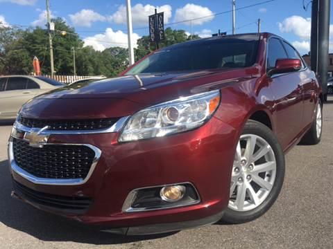 2015 Chevrolet Malibu for sale at LUXURY AUTO MALL in Tampa FL