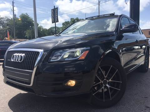 2012 Audi Q5 for sale at LUXURY AUTO MALL in Tampa FL