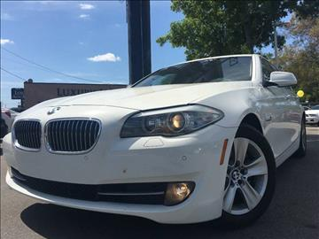2011 BMW 5 Series for sale at LUXURY AUTO MALL in Tampa FL